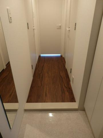 玄関ZOOM西新宿 玄関スペース