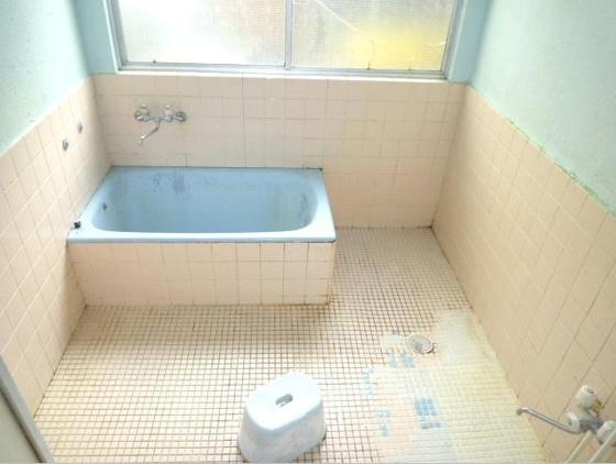 浴室共用スペースです。