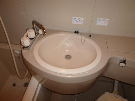 浴室洗面器