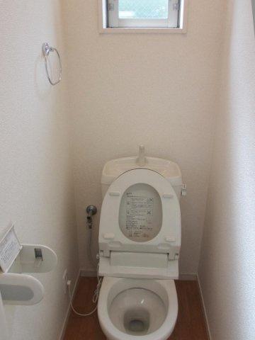 トイレバストイレ別