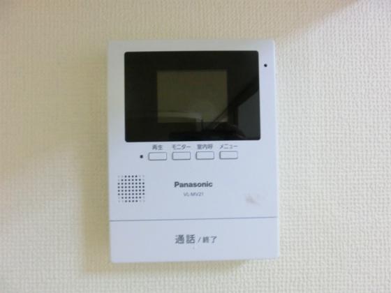 設備TVモニターホン新規設置予定