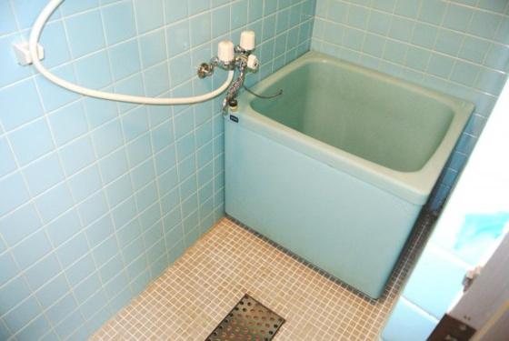 浴室シンプルで快適な空間です。