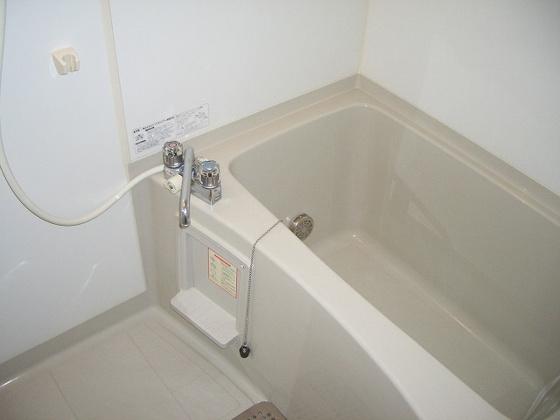 浴室追い焚き機能つきのお風呂