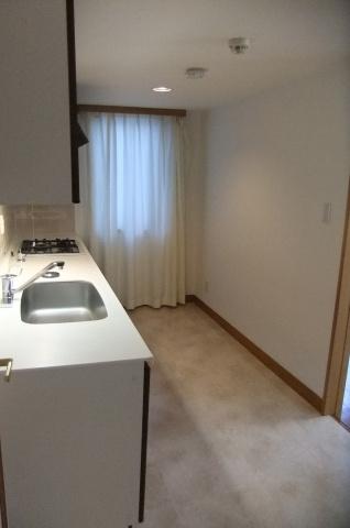 キッチン写真は別部屋となります。