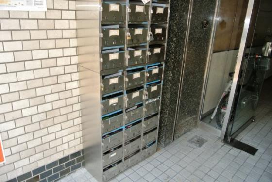 その他1階にメールボックスも完備