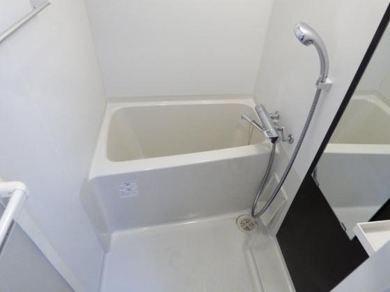 浴室疲れを洗い流すお風呂です。