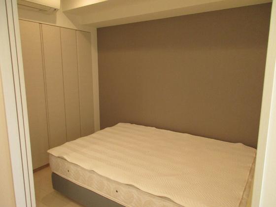 設備コンフォリア新宿イーストサイドタワー ベッド