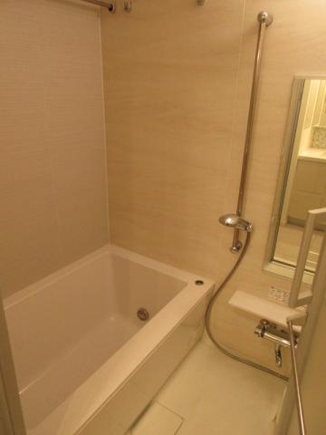 浴室コンフォリア新宿イーストサイドタワー 風呂