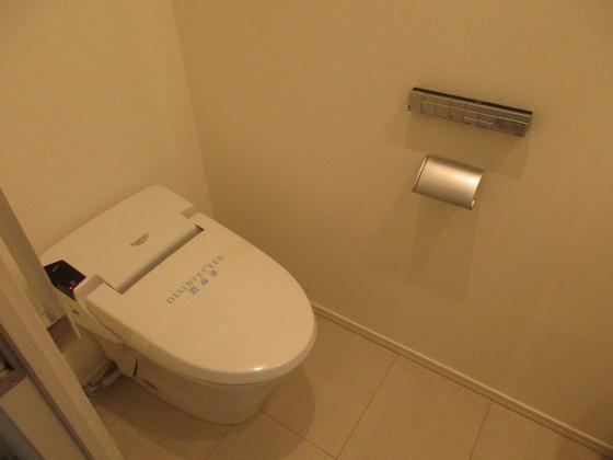 トイレコンフォリア新宿イーストサイドタワー トイレ