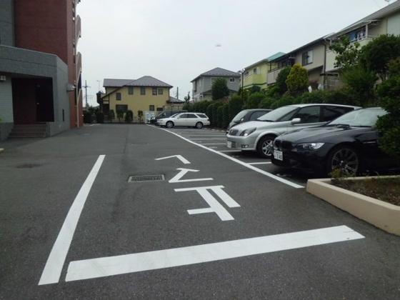 駐車場敷地内駐車場確保できます