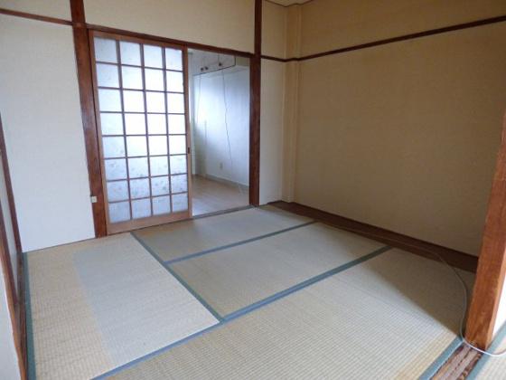 その他日本情緒の感じる和室。