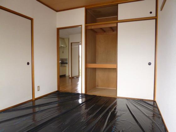 寝室和室→洋室へ