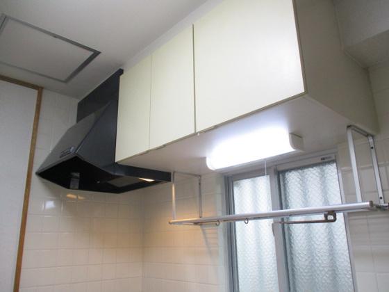 キッチン冷蔵庫スペース