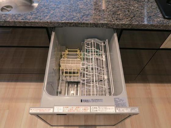 設備食器洗い乾燥機
