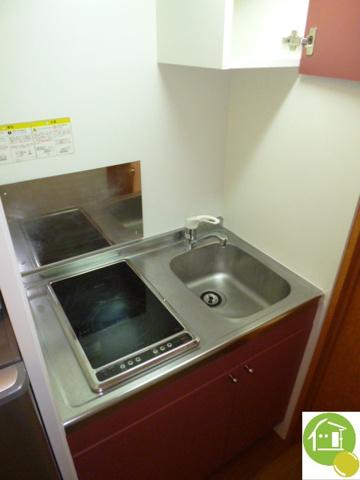 キッチン写真はイメージです。