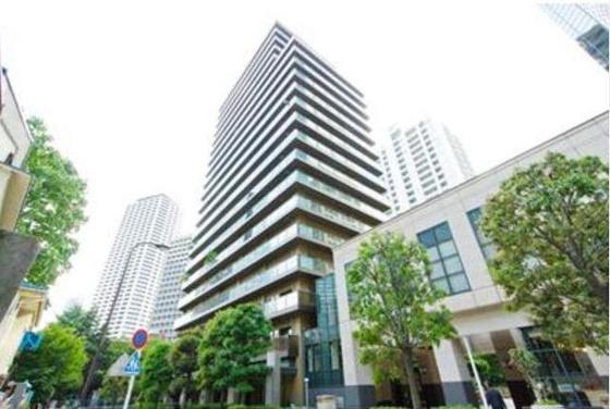 外観西新宿パークサイドタワー