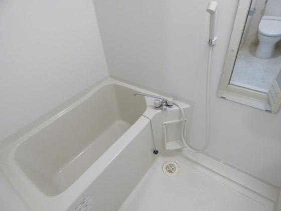 浴室快適空間でリラックスできます。