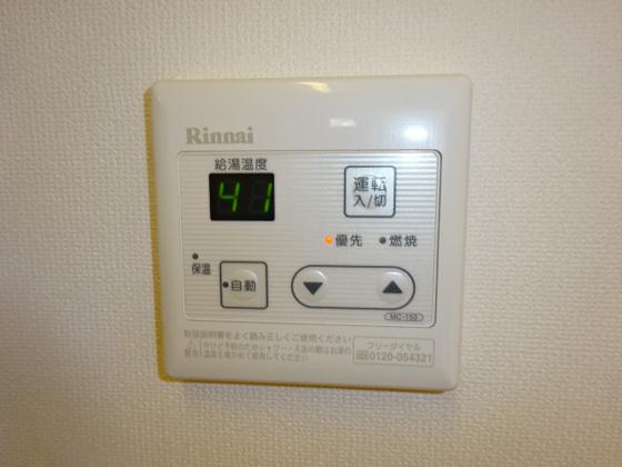 設備洋室エアコン