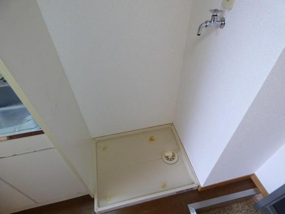 その他洗濯機置場は室内に設置可能。
