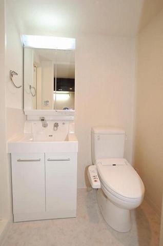 独立洗面台洗面台・トイレ