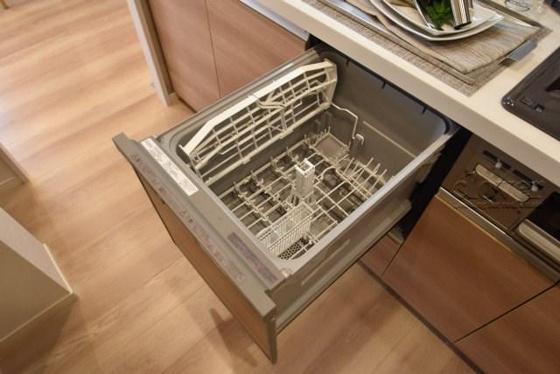 キッチン食洗器付き
