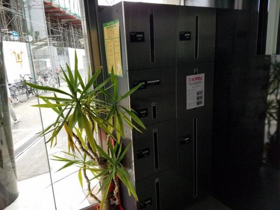 共有部分駐輪場