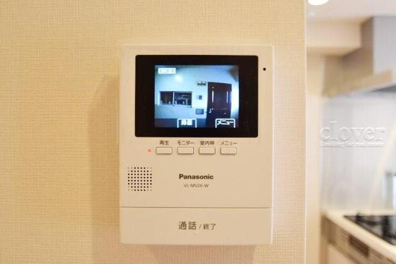 内装モニター付インターフォン