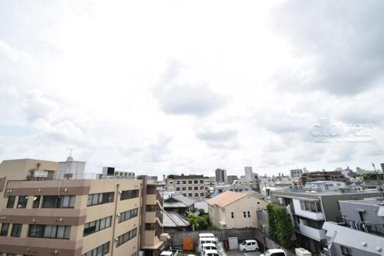 展望バルコニーからの眺望