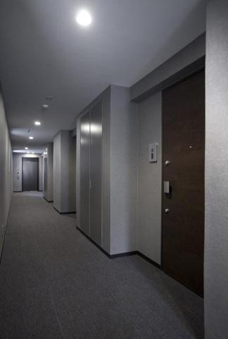 共有部分共用廊下