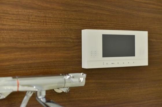 設備浴室テレビ
