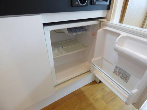 その他何かと便利なミニ冷蔵庫。