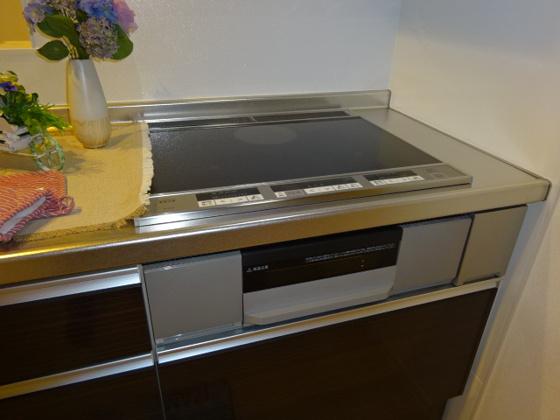 キッチンIHコンロ