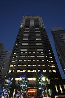 外観ファーストリアルタワー新宿