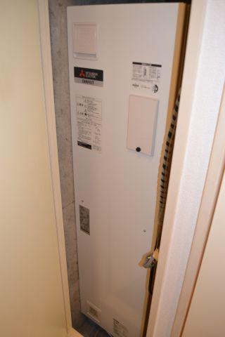設備電気温水器交換