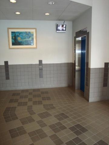共有部分エレベーターホール