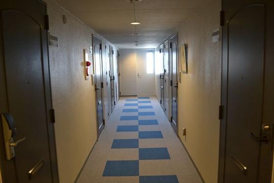 共有部分廊下