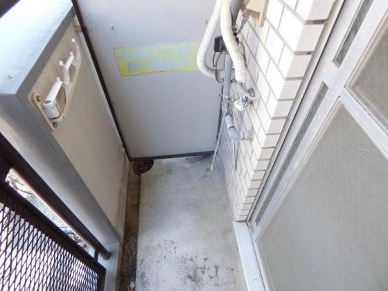 その他洗濯機はこちらへ設置できます。