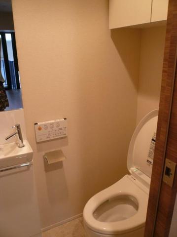 洗面所オープンレジデンシア青山ザ・ハウス