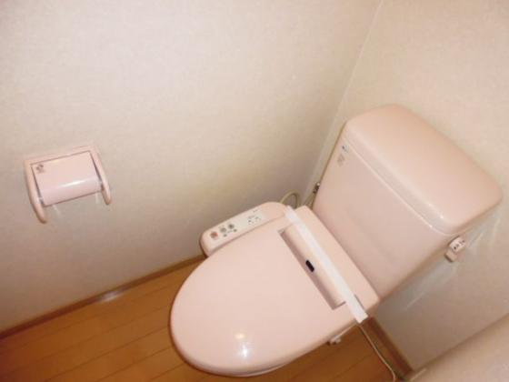 トイレシャワー付トイレ