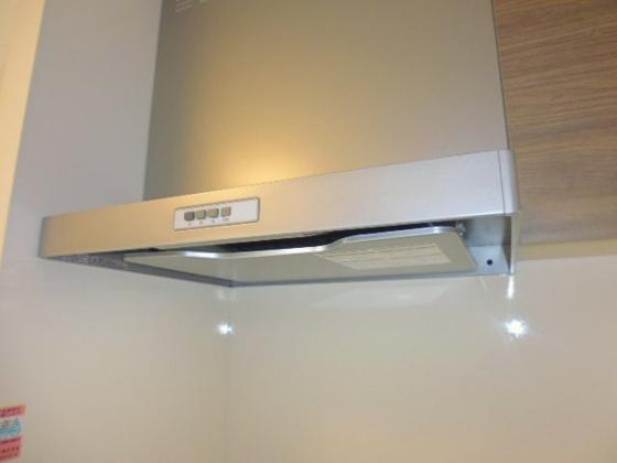 キッチン3口ガスコンロ