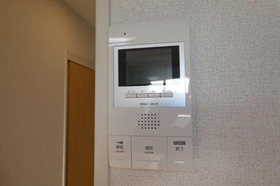 セキュリティTVインターホン(オートロック連動)