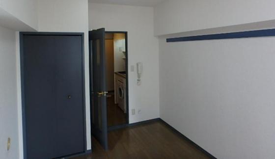 洋室二面採光の居室