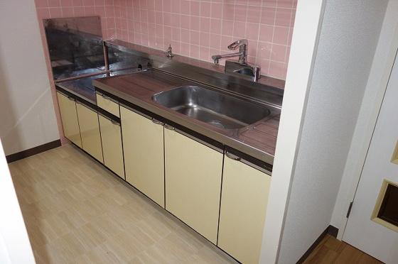 キッチン独立型のキッチン