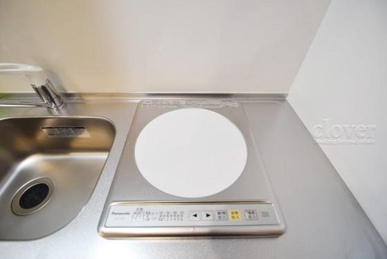 キッチン電熱器