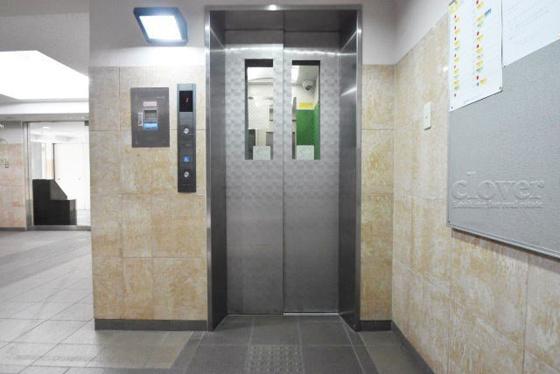 共有部分エレベーター