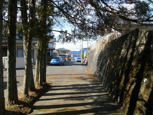 前面道路含む現地写真平成30年2月撮影