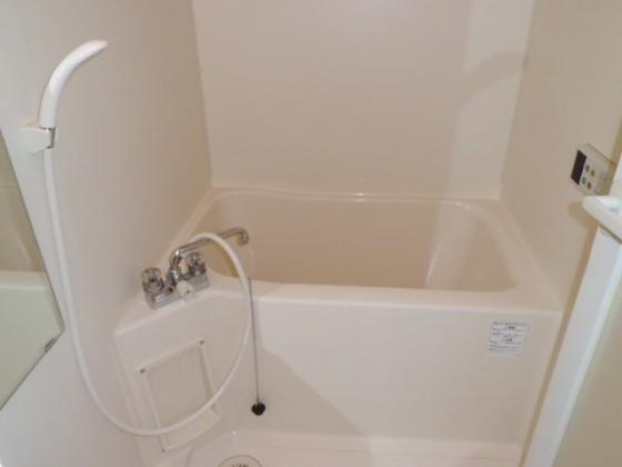 浴室浴室・1Kなのに追炊き機能付