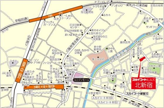 地図ご案内図