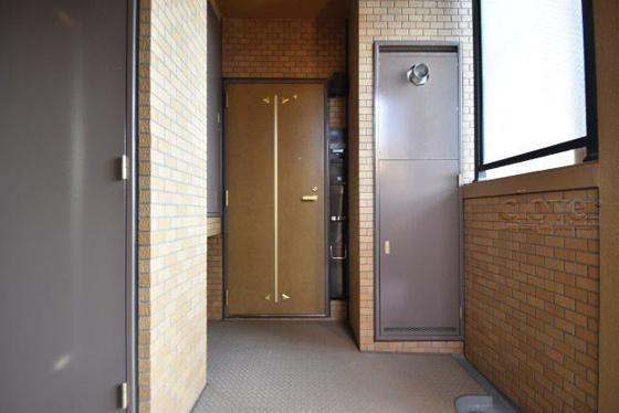 共有部分共用部 廊下 玄関ドア