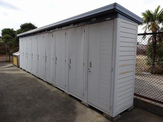 設備トランクルーム